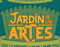 Jardín de las Artes