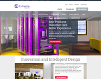 Extreme Networks | Responsive Website Redesign