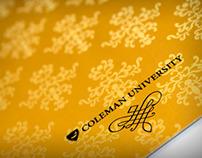 University Print Materials