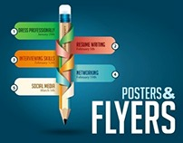 Corporate Event Flyers