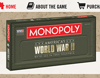 WWII Monopoly | Website