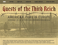 Guests of the Third Reich | Website