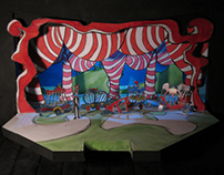 "Color Model for ""Seussical the Musical"""