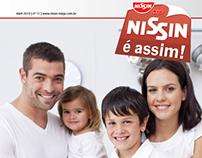Nissin Miojo consumer magazine