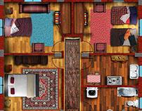 2D Plan ... Apartment