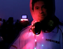 "TOSHIBA ""BOWL TO SACHIN"""