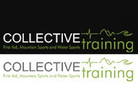 Collective Training branding and website design