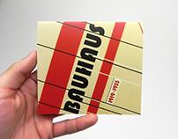 Bauhaus brochure