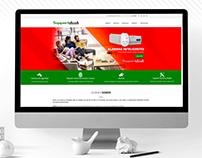 Diseño Web // Support Desk