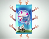 "SURF EXCEL ""INK GIRA"""