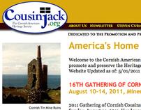 Cornish American Heritage Society - cousinjack.org