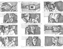 Storyboard studies