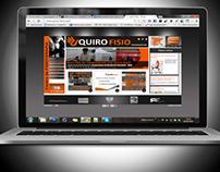 Quiro-Fisio WEB DESIGN