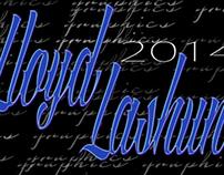 Lloyd Lashun Chalkboard 2014