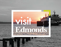 City of Edmonds Branding / Web Design
