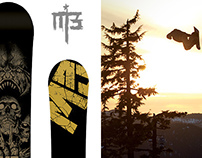 M3 Snowboards Website