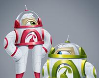 Andromeda Heroes