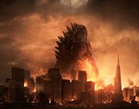 Godzilla (2014) - Trailer Teaser