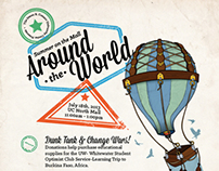"""Around the World"" Promotional Materials"