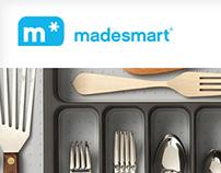 Madesmart Housewares Website