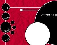 Web Portfolio Design