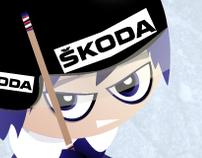 Hockey Game Characters & etc., Skoda Auto