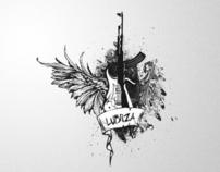 Lubrza - logo