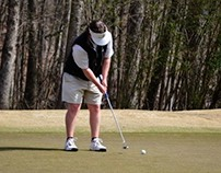 Ruston High School Golf 2014