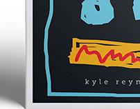 Kyle Reyner EP CD Cover