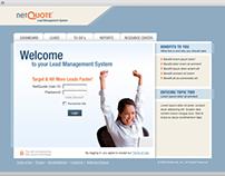 Application - lead managemt system
