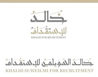 Khaled For  Recruitment identity