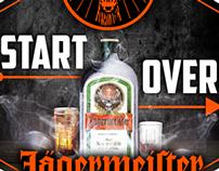 Jägermeister Start Over y Live Myth