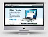 CodedDesigns - Website Design