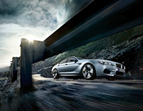 BMW M6 Gran Coupé | Campaign & Catalogue