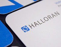 Halloran Consulting Business Cards