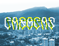 Caracas Font