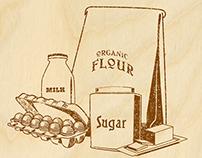 Digital signage for Whole Foods Market