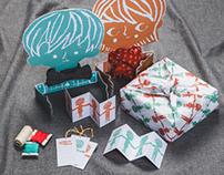 De Mano en Mano - packaging and visual identity design