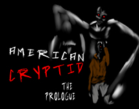 """American Cryptid: The Prologue"" storybook"
