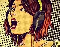 My Singer Girl!