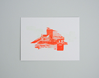Red Silkscreen Series