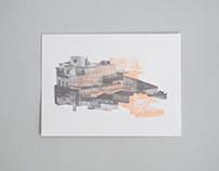 Grey Silkscreen Series