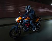 Empire Keeway Motorcycles Venezuela