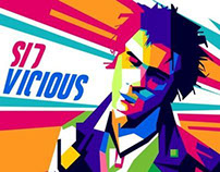 Sid Vicious in WPAP