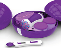 Smart baby lunch box