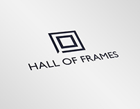 Hall of Frames Branding