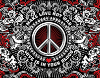 Lynx + Red Cross Peace Campaign