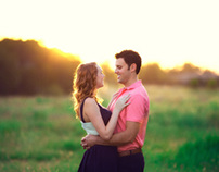 Josh & Kellie - Sunset