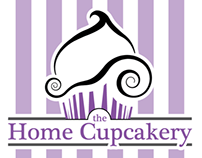 The Home Cupcakery - Branding