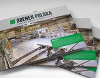 SOENEN Polska / A3 - A4 Brochure